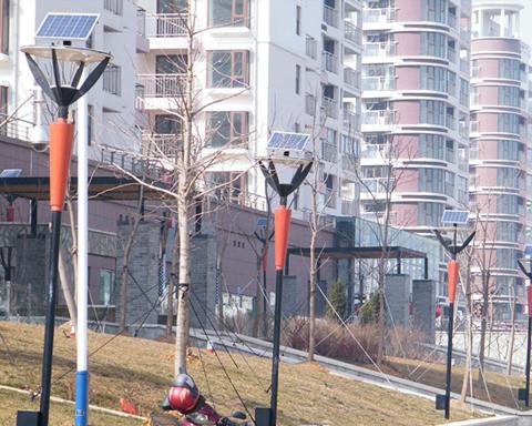 烟台太阳能庭院灯
