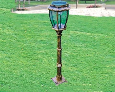 烟台LED太阳能草坪灯