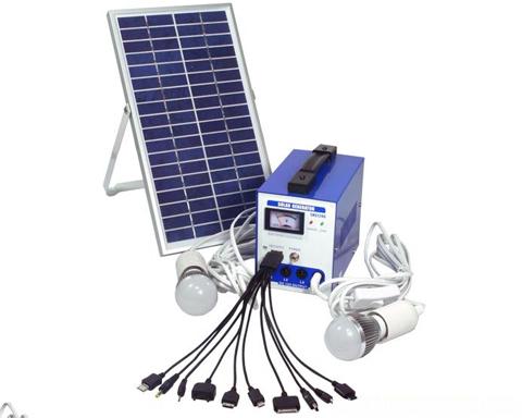 烟台太阳能家用照明系统