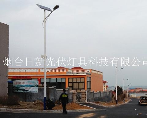 烟台节能太阳能路灯