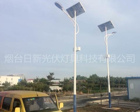 烟台太阳能路灯安装