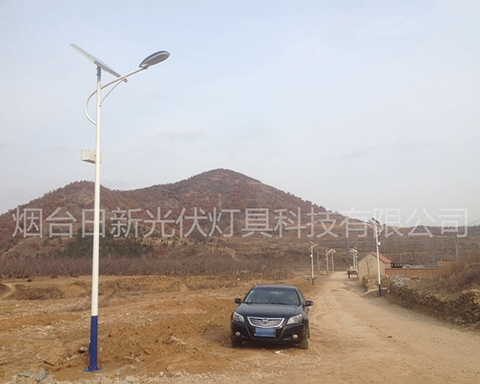 武汉家用太阳能路灯