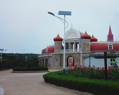 武汉太阳能路灯