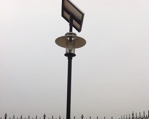 烟台室外太阳能庭院灯