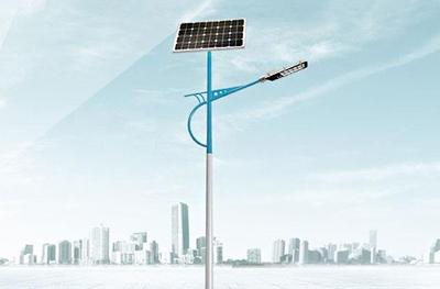 烟台太阳能LED路灯,让我们开启低碳生活