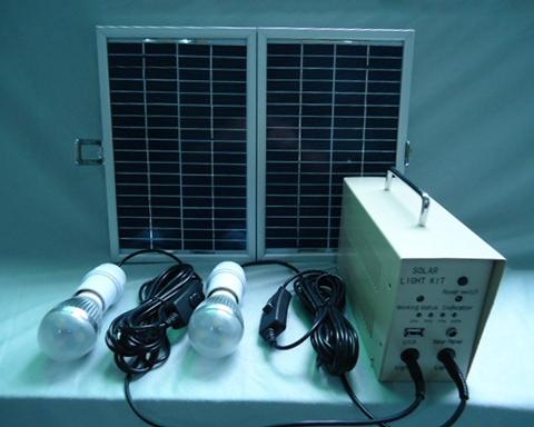 武汉太阳能家用照明灯