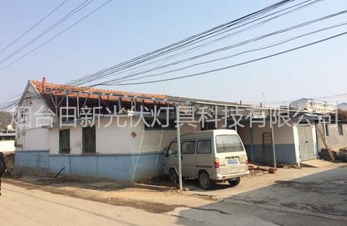 农村家庭式光伏电站为农民增收